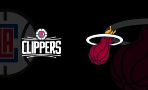 Los Angeles Clippers vs. Miami HEAT