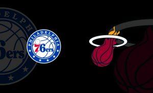 Philadelphia 76ers vs. Miami HEAT