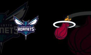 Charlotte Hornets vs. Miami HEAT