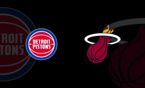 Detroit Pistons vs. Miami HEAT