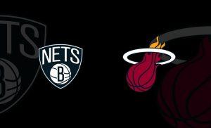 Brooklyn Nets vs. Miami HEAT