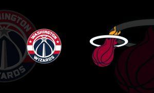 Washington Wizards vs. Miami HEAT