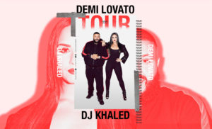 Demi Lovato + DJ Khaled