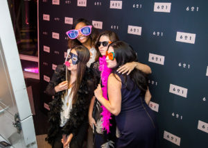 Special Events at 601 Miami - Photo Booth