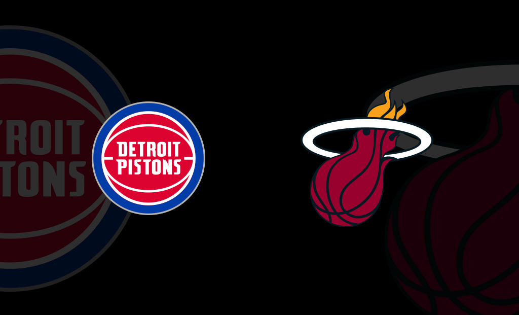 Pistons vs HEAT