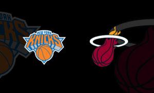 Knicks vs HEAT