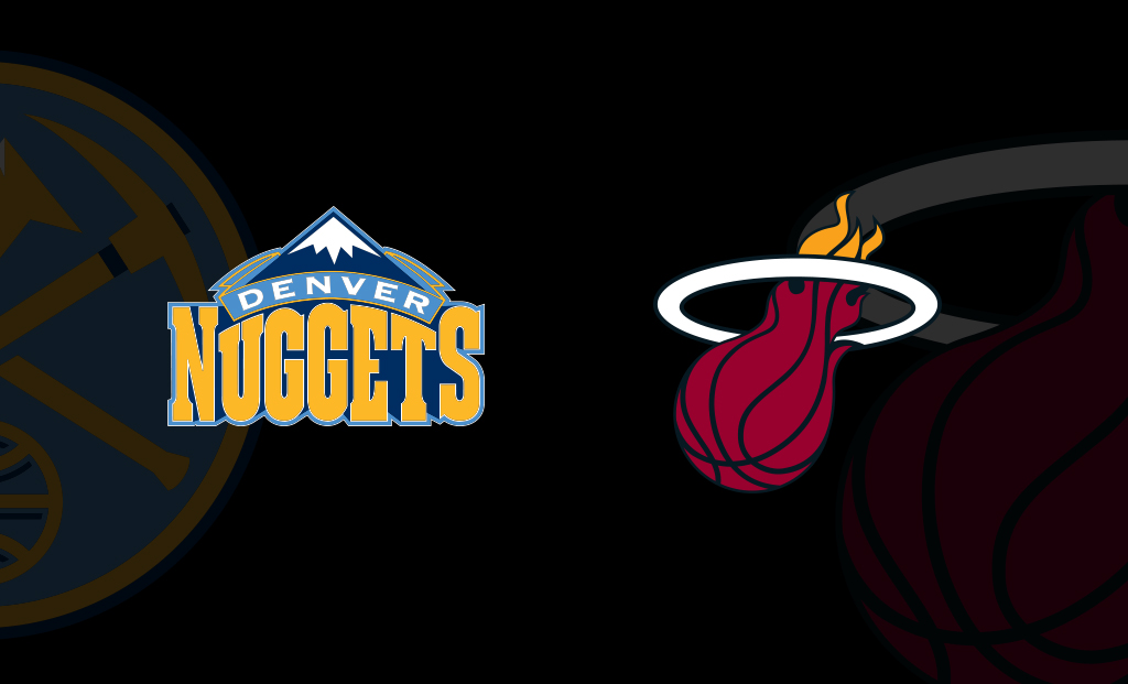 Nuggets vs HEAT