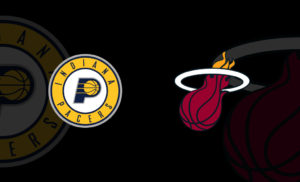 Pacers vs HEAT