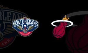 Pelicans vs HEAT