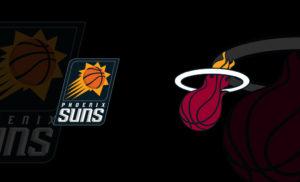 Suns vs HEAT