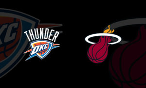 Thunder vs HEAT