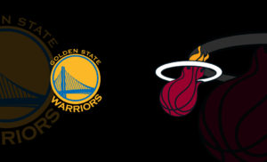 Warriors vs HEAT
