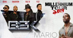 The Millenium Tour