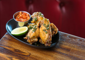 Crispy Mojo Chicken Wings - 601Miami
